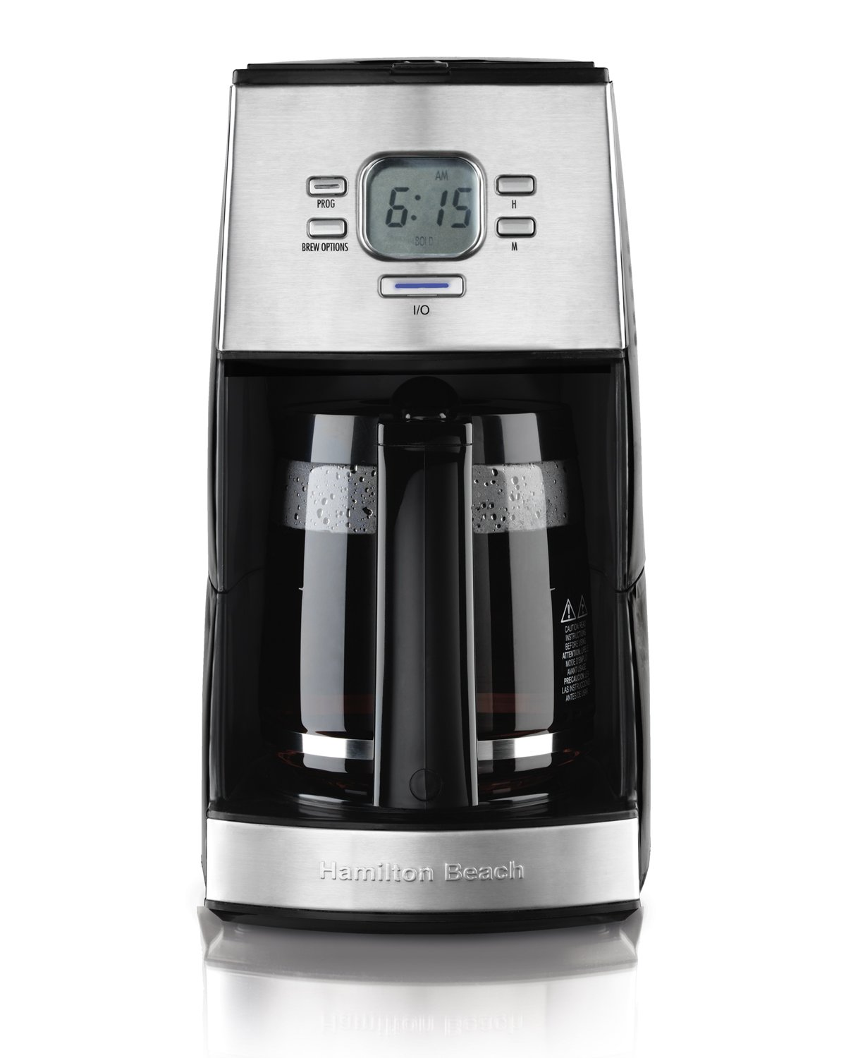 Hamilton Beach Coffee Maker 43254R: 12 Cups of Beautifully Brewed Delight