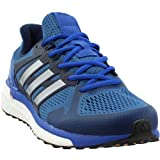 adidas Men's Supernova st m Running Shoe, Core Metallic Silver/Blue, 10.5 Medium US (Color: Core Blue/Metallic Silver/Blue, Tamaño: 10.5 M US)