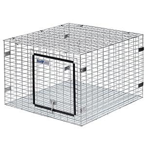Rabbit cages and hutches havahart 4104 rabbit hutch 30 x for Super pet hutch