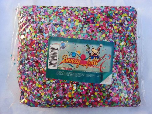 Find Cheap Confetti Multicolor Mexican Confetti 1bag of 12oz (350g) Model: