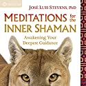 Meditations for the Inner Shaman: Awakening Your Deepest Guidance Speech by José Luis Stevens Narrated by José Luis Stevens