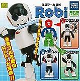 SR Robi 全3種セット ガチャガチャ