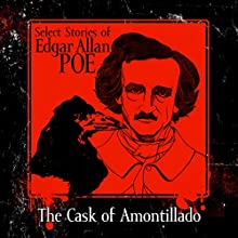 The Cask of Amontillado Audiobook by Edgar Allan Poe Narrated by Chris Lutkin