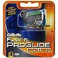 Gillette Fusion ProGlide Power Klingen, 4 Stück
