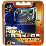 """Gillette Fusion ProGlide Power Klingen 4 St�ckvon """"Gillette"""""""