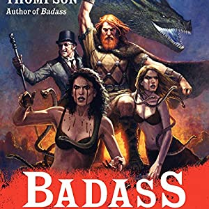 Badass: The Birth of a Legend Audiobook