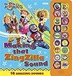 ZingZillas: Making that ZingZilla Sound!