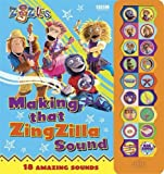 BBC ZingZillas: Making that ZingZilla Sound!