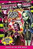 img - for Monster High: Freaky Fusion The Junior Novel book / textbook / text book