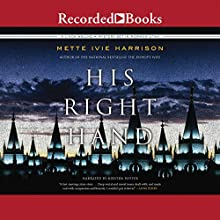 His Right Hand: A Linda Wallheim Mystery (       UNABRIDGED) by Mette Ivie Harrison Narrated by Kirsten Potter