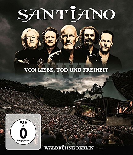 Santiano - Von Liebe, Tod und Freiheit - Live [Edizione: Germania]