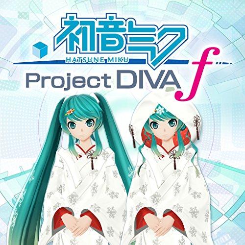 [Hatsune Miku: Project DIVA F - Snow Miku 2013 Costumes - PS Vita - PS Vita [Digital Code]] (Costumes F)