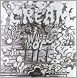 Cream Wheels Of Fire (Studio) [VINYL]