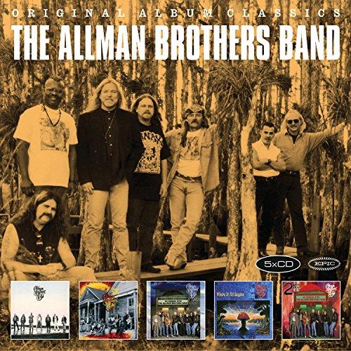 Original Album Classics (Allman Brothers Box Set compare prices)