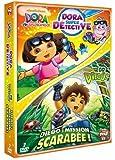 echange, troc Dora l'exploratrice - Dora super détective + Go Diego! - Diego : mission scarabée !