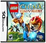 Lego Legend Of Chima Laval's Journey...