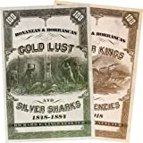 img - for Bonanzas & Borrascas 2 Volume Set (Western Lands and Waters Series) book / textbook / text book