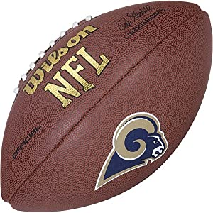 Wilson St. Louis Rams Logo Football by Wilson