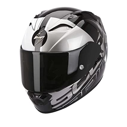 SCORPION - Casque Exo-1200 Air Quaterback Gris
