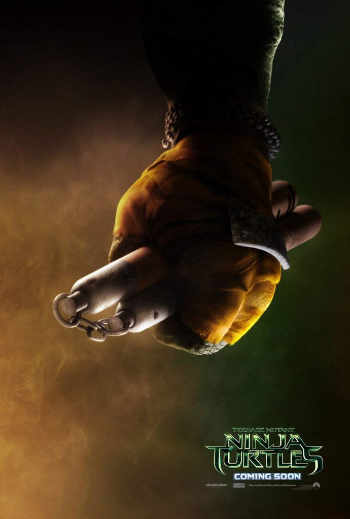 Michaelangelo Movie Poster