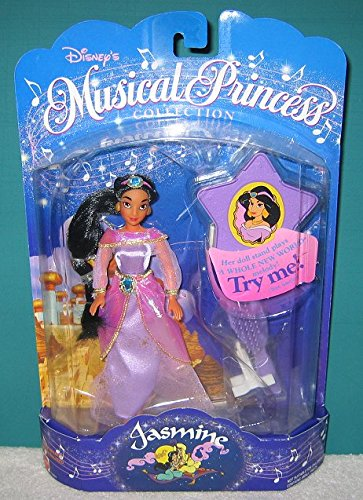 Disneys Musical Princess Collection - Jasmine