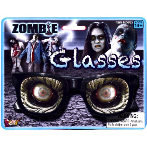 Forum Novelties F65985 Zombie Glasses - 1