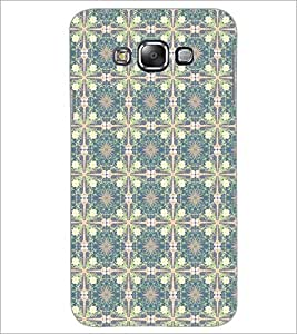 PrintDhaba Pattern D-5326 Back Case Cover for SAMSUNG GALAXY A8 (Multi-Coloured)