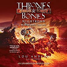 Nightborn (       UNABRIDGED) by Lou Anders Narrated by Fabio Tassone