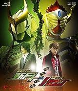 「鎧武外伝 仮面ライダー斬月/仮面ライダーバロン」BDが4月発売