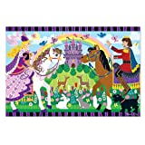 Melissa & Doug Fairy Tale Friendship Floor Puzzle ~ Melissa & Doug