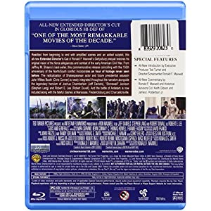 Gods & Generals [Blu-ray] [Import anglais]