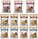 Simply 7 Mixed Chips Variety Pack, 12 count