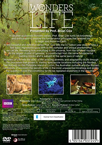 the wonders of life Amazoncom: wonders of life (wonders of the solar system / wonders of the universe / wonders of life) [blu-ray] 38 out of 5 stars 16 blu-ray $5199 prime.