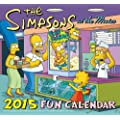 The Simpsons at the Movies 2015 Calendar