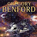 Furious Gulf: Galactic Center, Book 5 (       UNABRIDGED) by Gregory Benford Narrated by Sephen Hoye, Harlan Ellison, Janis Ian, Cassandra Campbell, Kristoffer Tabori, Stefan Rudnicki, Ted Scott, Gabrielle de Cuir