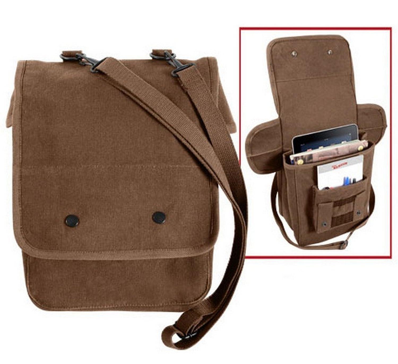 Canvas Map Case Shoulder Bag 106