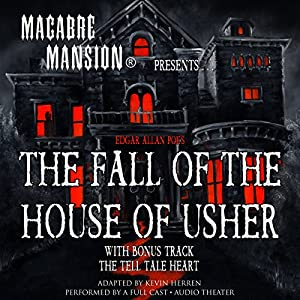 Macabre Mansion Presents... The Fall of the House of Usher Performance
