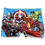 Marvel Avengers Jungen Boxershort in verschiedenen Größen (u917)