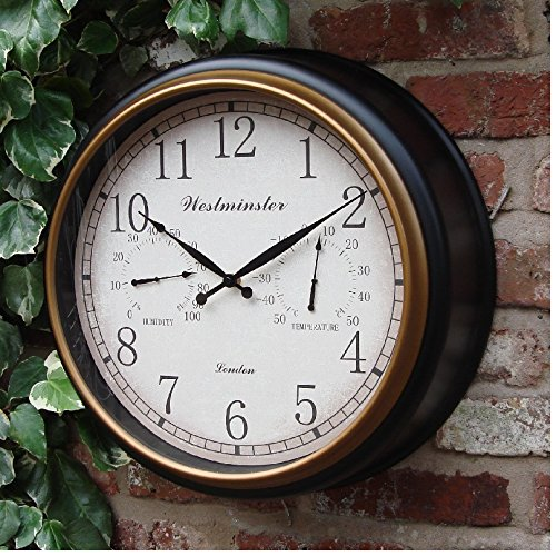 outdoor-garden-wall-clock-thermometer-humidity-45cm-black-frame-colour