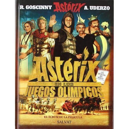 Asterix en los Juegos Olimpicos. El album de la pelicula (Spanish Edition) Alberto Uderzo and Rene Goscinny