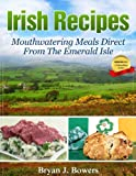 img - for Irish Recipes: Mouthwatering Meals Direct From The Emerald Isle book / textbook / text book