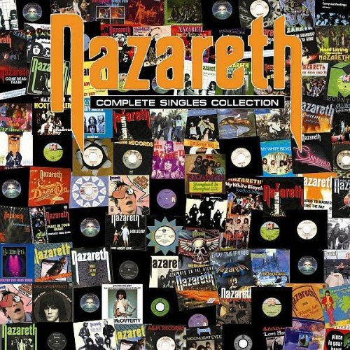 Nazareth - Complete Singles Collection - Zortam Music
