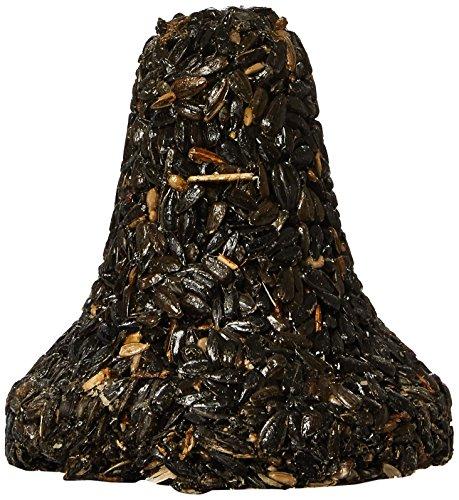 Pine Tree Farms 1310 Black Oil Sunflower Seed Bell with Net, 11-Ounce (Sunflower Seed Bell compare prices)