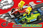 Micro Scalextric 1:64 Scale The Simps...
