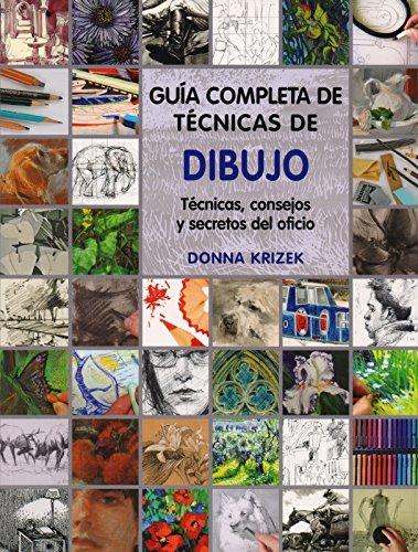 GUIA COMPLETA DE TECNICAS DE DIBUJO