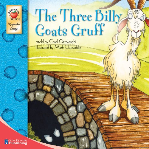 The Three Billy Goats Gruff (Brighter Child: Keepsake Stories)