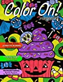 img - for Color On! Magazine: October 2016 (Volume 12) book / textbook / text book