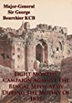 Eight Months' Campaign Against The Be...