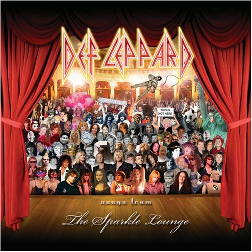 Def Leppard - Songs From The Sparkle Lounge - Zortam Music