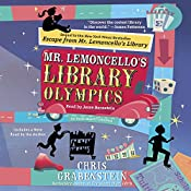 Mr. Lemoncello's Library Olympics | Chris Grabenstein